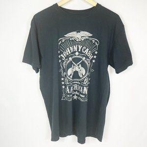Johnny Cash American Rebel Short Sleeve T Shirt XL
